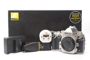 Nikon Df 16.2MP Digital SLR Camera - Silver (Body Only) ***49,817 shots***