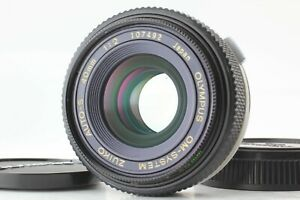 【Near Mint】 Olympus OM System Zuiko Auto-S 40mm f/2 Pancake Lens From Japan
