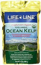 Life Line Organic Ocean Kelp Dog and Cat Supplement 1-1/2-pound 20201