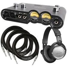 Line 6 POD Studio UX2 USB Audio Interface BONUS PAK