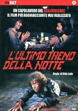 L'ULTIMO TRENO DELLA NOTTE  DVD THRILLER