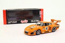 Quartzo 3012; Porsche 935 K3; 1980 Le Mans DNF; Field, Ongais; Excellent Boxed