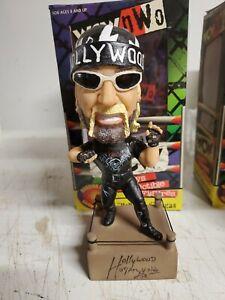 """WCW Hollywood """"Hulk"""" Hogan Big Boy Bobblehead 1998"""