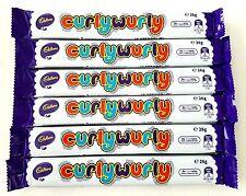 16 x 26g Cadbury Curly Wurly Chocolate Bars