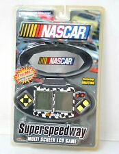 NASCAR SUPERSPEEDWAY MULTI SCREEN LCD GAME