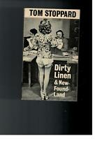 Tom Stoppard - Dirty Linen & New Found-Land - 1976