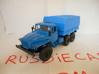 URAL-4320 Russian 6X6 military truck 1:43 diecast scale model. New Color!