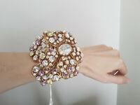 NWT $1.4K VALENTINO GARAVANI Flower Bracelet