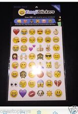 Emoji  Sticker Pack 288 Die Cut Stickers For iPhone Instagram Twitter USA SELLER