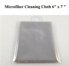 Microfiber Screen Cleaning Cloth Camera LCD LED Screen Tablet Smudge Remover