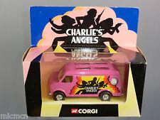 "CORGI TOYS MODEL  No.CC 87501 "" CHARLIE'S ANGELS""  CUSTOM VAN  MIB"