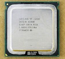 Intel Quad Core Xeon L5320 de 1,86 Ghz / 8m Lga771 SLAEP Cpu bajo procesador de voltaje