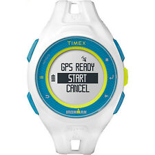 Timex Ironman Run x20   GPS Sports Watch w Speed Distance Calories   TW5K95300