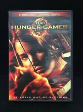 Hunger Games dvd and blu ray lot 4 movies