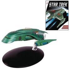 Star Trek Starships Magazine #77 Romulan Shuttle Eaglemoss