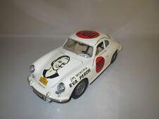 """Umbau auf Basis Bburago  L.M.M. Porsche 356B """"1961"""" #200 (weiß) 1:18 ohne Vp.!"""