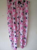 Ladies Peter Alexander Plus Floral lace trim pj pants  Size 3+