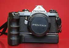 Pentax ME SLR Kamera SMC Pentax -M 1:1,7 50mm Pentax Winder ME II P1028