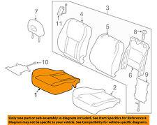 TOYOTA OEM 01-03 RAV4 Front Seat-Cushion Bottom Cover Left 7107242090B2