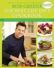 The Best Life Diet Cookbook byBob Greene  ( 2009  Hardcover )  175+ Recipes  NEW