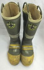 A.R.F.F. Aircraft Rescue Fire Fighter Boots Various Sizes Good Cond. See Listing