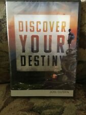 DISCOVER YOUR DESTINY 31 DAY DEVOTIONAL  BY JOEL OSTEEN NEW & SEALED