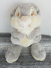 DISNEY Store Exclusive Thumper Bambi CONIGLIETTO Giocattolo Morbido