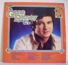 "2 x 33T Gene PITNEY Disques LP 12"" THE COLLECTION Vol. 2 - PICKWICK PDA 034"