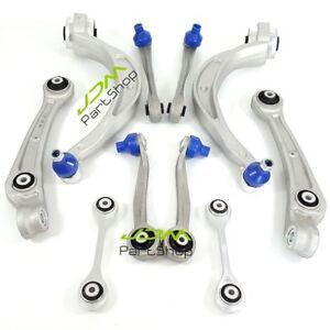 for Audi A4 B8 8K2 8K5 A5 Q5 8R 1.8 2.0T Quattro 09- Control Arms Suspension Kit