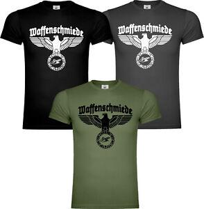 T-Shirt Simson DDR Kult Ostkultur Shirt Waffenschmiede Reichsadler Ostdeutschlan