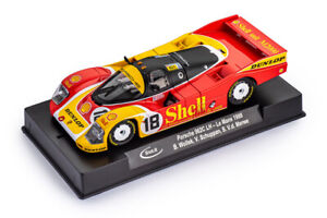 Slot.it CA03M Porsche 962C LH - Le Mans 1988 #18 Shell - 1:32 scale slot car