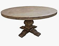 Perfect Solid Wood Round Tables For Sale | EBay