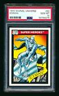 1990 Impel Marvel Universe Trading Cards 35