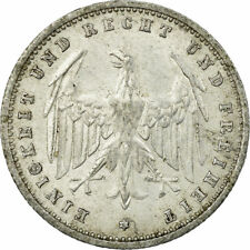 [#687010] Coin, GERMANY, WEIMAR REPUBLIC, 200 Mark, 1923, Berlin, VF(30-35)