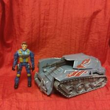(2) Lanard tank armor military custom vehicle with soldier figure mixed lot!!
