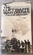 The Luftwaffe War Diaries by Cajus Bekker (1971, 2nd Print, PB)