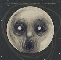STEVEN WILSON - THE RAVEN THAT REFUSED TO SING AND OTHER STORIES  CD NEW!