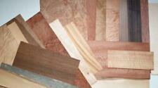 Lot de 20 Placages divers formats ( placage bois, marqueterie découverte ) L156