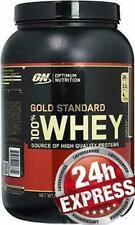 Optimum Nutrition 100% Whey Gold Standard 880g Protein Eiweiss - Strawberry
