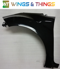 FORD FIESTA 2008 - 2017 MK7 PASSENGER N/S WING fully painted in PANTHER BLACK
