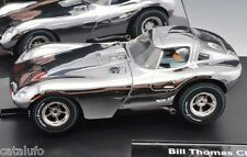 Carrera 1/32 Evolution 27432 BILL THOMAS CHEETAH NEW EVOLUTION 1/32 SLOT CAR IN