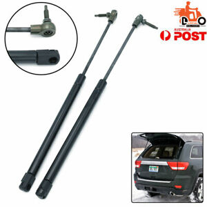 Vehicle Gas Struts Shocks Rear Glass Window For Jeep Grand Cherokee Sport SUVx2