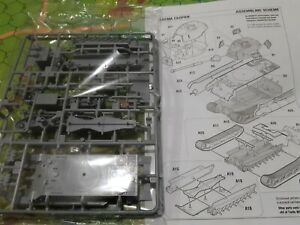 King Tiger Tank, plastic model, 1/100 15mm scale, suitable for Flames of War.