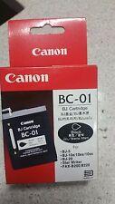 Gen.Canon Blk Ink Cartridge BC 01,BJ-10e,BJ-10ex, BJ-10sx, BJ-20 & BJ-5 Printers