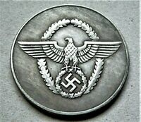 GERMAN COMMEMORATIVE REICHSMARK COLLECTORS COIN WW2