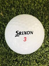 50 Srixon Assorted Golf Balls AAAA (4A) Condition FREE SHIPPING