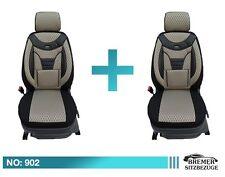 DODGE Sitzbezüge Schonbezüge Sitzbezug Fahrer & Beifahrer 902