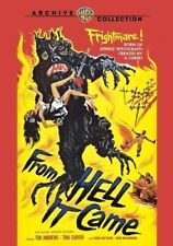 From Hell It Came [New DVD] Black & White, Mono Sound, Widescreen
