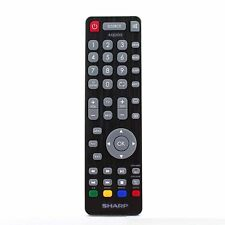 "Genuine Sharp RF TV Remote Control for LC-32CFF5221 LC-32CFF5221E 32"" FHD LED TV"