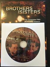 Brothers and Sisters - Season 5, Disc 4 REPLACEMENT DISC (not full season)